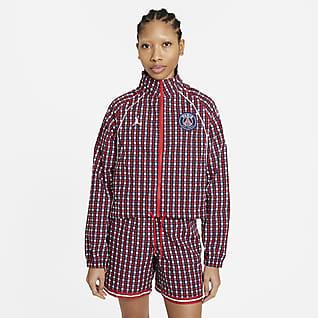 Paris Saint-Germain Damska kurtka z tkaniny