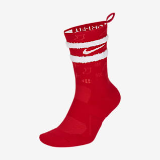 Nike Elite Crew 'Xmas' Basketballsocken