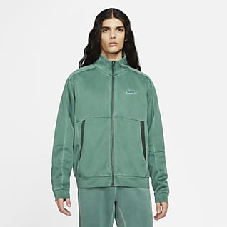 Nike Sportswear Мужская куртка из ткани джерси