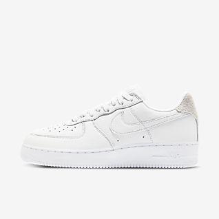 Hombre Blanco Air Force 1 Calzado. Nike PR