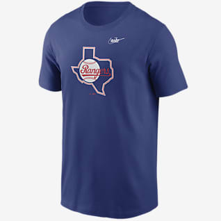 Nike Dri-FIT Cooperstown Logo (MLB Texas Rangers) Men's T-Shirt