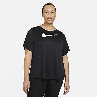 Nike Swoosh Run Haut de running pour Femme (grande taille)