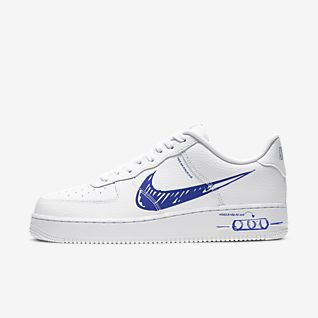 nike air force 1 uomo grigie