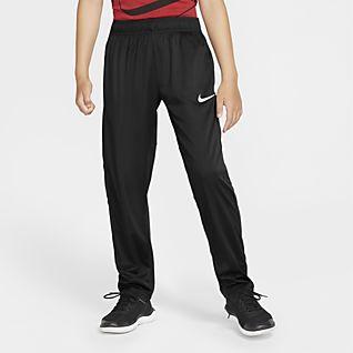 Nike Dri-FIT Trophy Pantalones de entrenamiento para niño talla grande