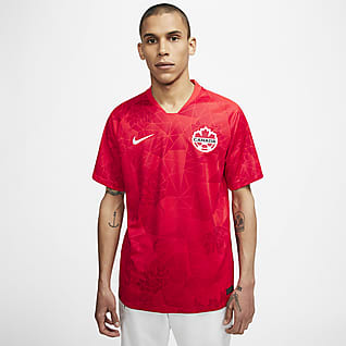 Canada 2020 Stadium Home Men's Football Shirt