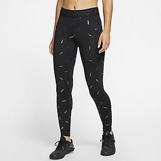 Nike Pro Damestights met print