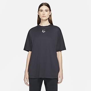 Nike ESC T-shirt med tryck för kvinnor