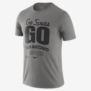 Spurs Mantra Men's Nike Dri-FIT NBA T-Shirt