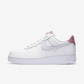 Nike Air Force 1 Sage Low sko til dame. Nike NO
