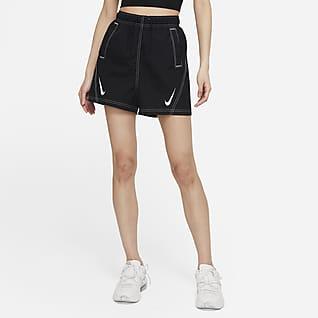 Nike Sportswear Swoosh กางเกงขาสั้นผู้หญิง