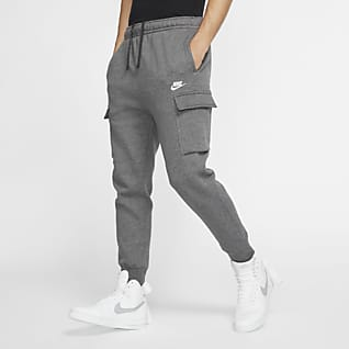 Nike Sportswear Club Fleece Oldalzsebes férfinadrág