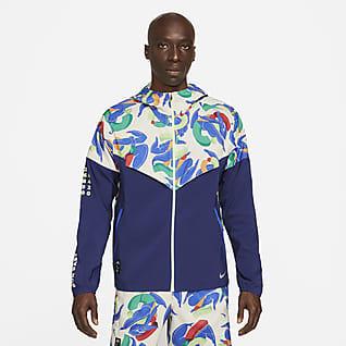 Nike Windrunner A.I.R.Kelly Anna London Løpejakke til herre