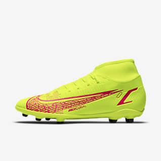 Nike Mercurial Superfly 8 Club MG Calzado de fútbol para terrenos múltiples