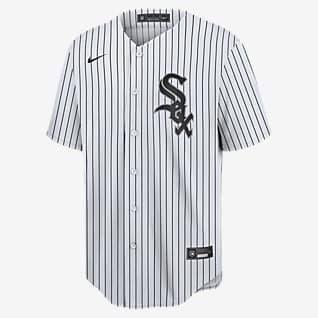 MLB Chicago White Sox (Eloy Jiménez) Men's Replica Baseball Jersey