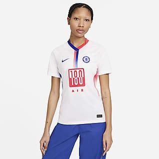 Chelsea FC Stadium Air Max Camiseta de fútbol para mujer