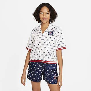 Paris Saint-Germain Женская футболка с коротким рукавом и принтом