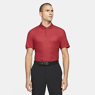 Nike Dri-FIT ADV Tiger Woods Golfskjorte til herre