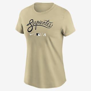 Nike City Connect Wordmark (MLB Arizona Diamondbacks) Women's T-Shirt