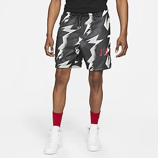 Jordan Jumpman Air Mesh shorts met print voor heren