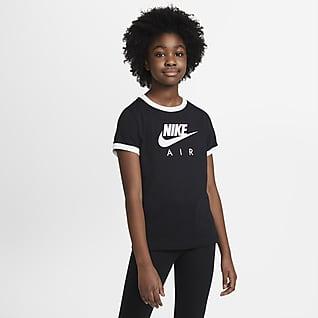 Nike Air T-skjorte til store barn (jente)