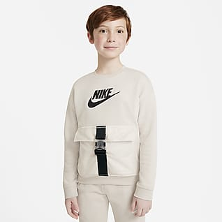 Nike Sportswear Older Kids' (Boys') Crew