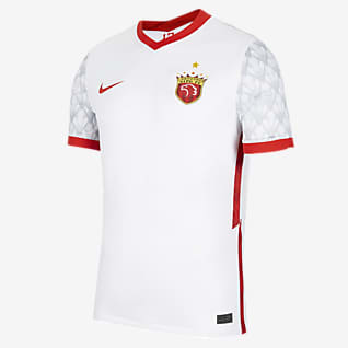 2021 赛季上海上港客场球迷版 男子足球球衣