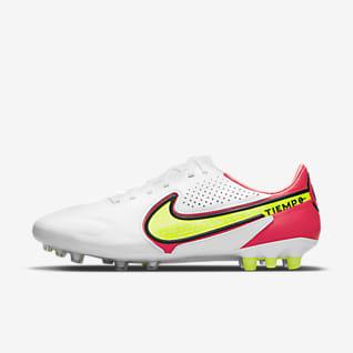 Nike Tiempo Legend 9 Pro AG-Pro Chaussure de football à crampons pour terrain synthétique