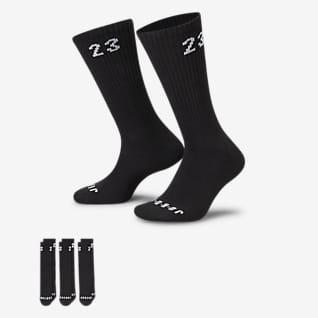 Jordan Essentials Chaussettes mi-mollet (3 paires)