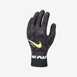 Nike Jr. Academy HyperWarm Luvas de futebol para criança