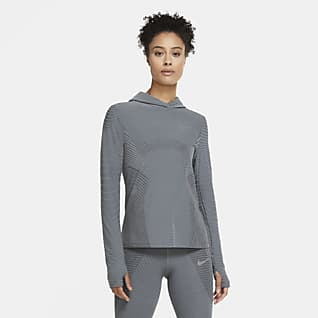 Womens Running Hoodies \u0026 Pullovers
