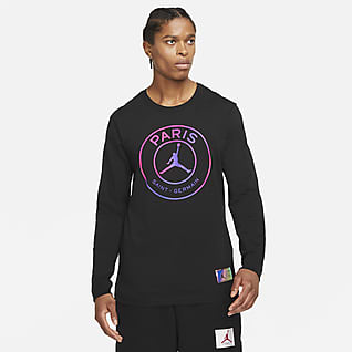 Paris Saint-Germain Мужская футболка с длинным рукавом