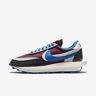 Nike LDWaffle x sacai x UNDERCOVER Shoes