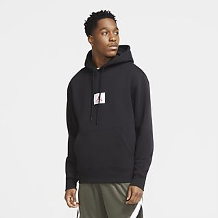 Jordan Flight Men's Fleece Pullover Hoodie