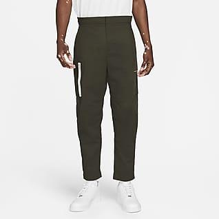 Nike Sportswear Style Essentials Pantaloni cargo in tessuto non foderati - Uomo