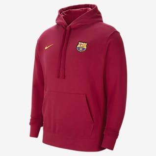 F.C. Barcelona Men's Fleece Hoodie
