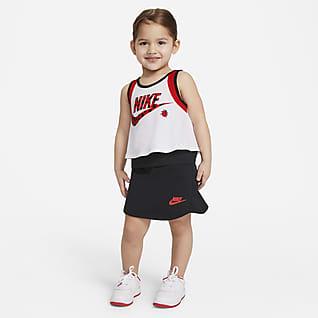 "Nike ""Little Bugs"" Toddler Tank and Skirt Set"