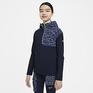 Nike Pro Tech Pack Koszulka treningowa dla dużych dzieci (dziewcząt)