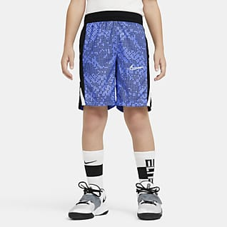 Nike Elite Big Kids' (Boys') Printed Basketball Shorts
