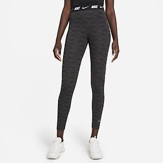 Nike Sportswear Club Leggings med høyt liv til dame