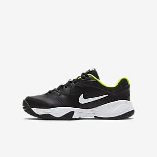 NikeCourt Jr. Lite 2 Tenisová bota pro větší děti