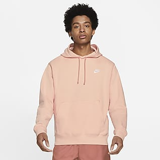 Nike Sportswear Club Fleece Sudadera con gorro sin cierre para hombre