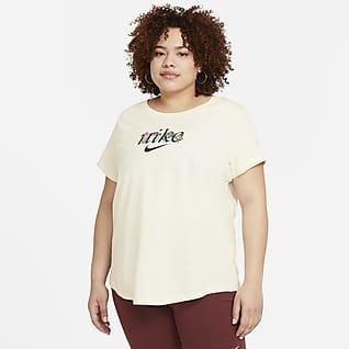 Nike Sportswear Playera para mujer (talla grande)