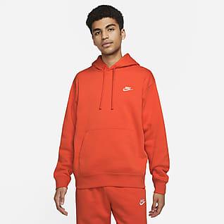 Nike Sportswear Club Fleece Μπλούζα με κουκούλα