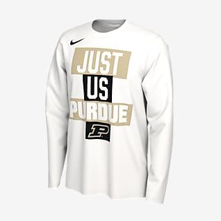 Nike College (Purdue) Men's Long-Sleeve T-Shirt