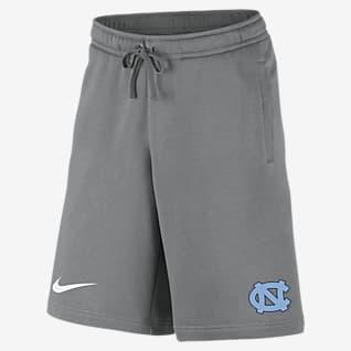 Nike College (UNC) Men's Fleece Shorts