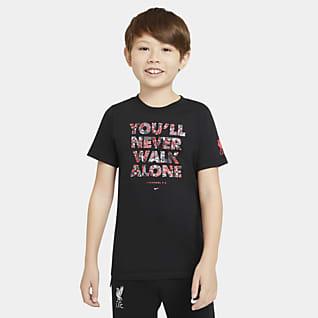 Liverpool FC Big Kids' Soccer T-Shirt