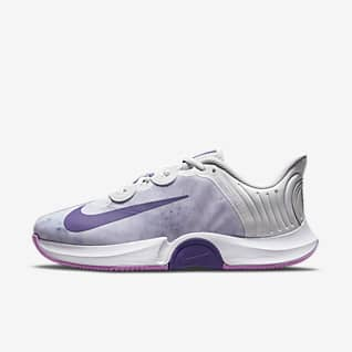 NikeCourt Air Zoom GP Turbo Tennisschoen voor dames (gravel)