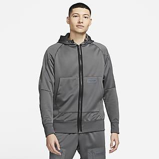 Nike Sportswear Air Max Hoodie met rits voor heren