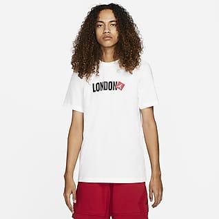 Jordan London Мужская футболка с коротким рукавом