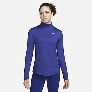 Nike Pro Therma-FIT Uzun Kollu Kadın Üstü